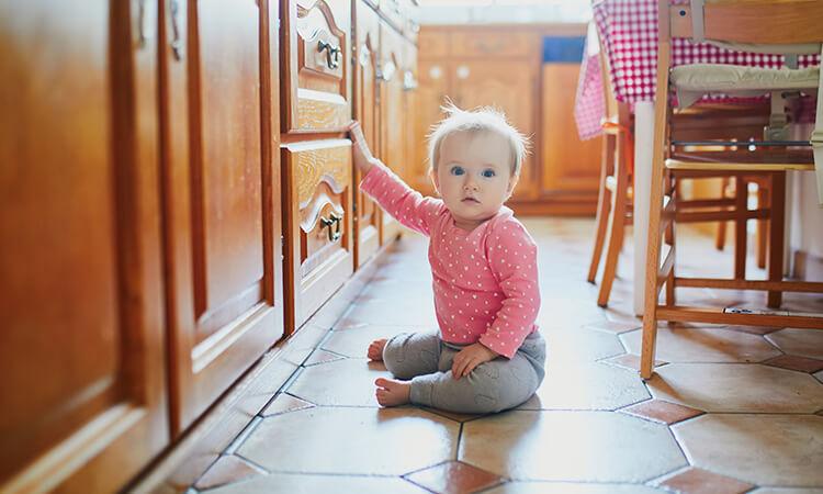 child proof dresser